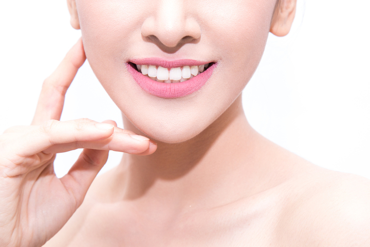 Jaw fillers (jaw enhancement) model 01